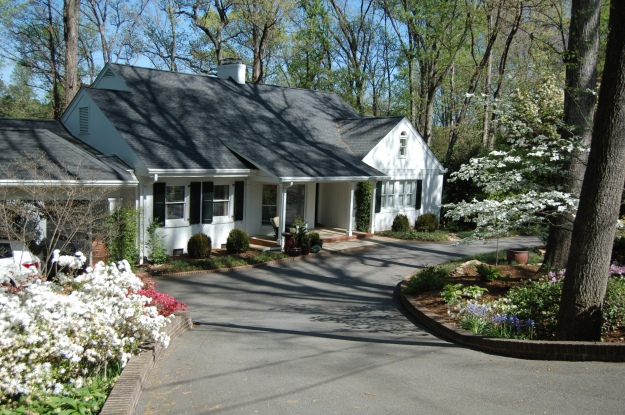 Glorious spring, 2012.