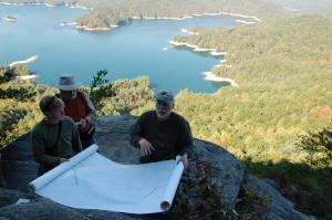 Master Naturalists at Jumping Off Rock