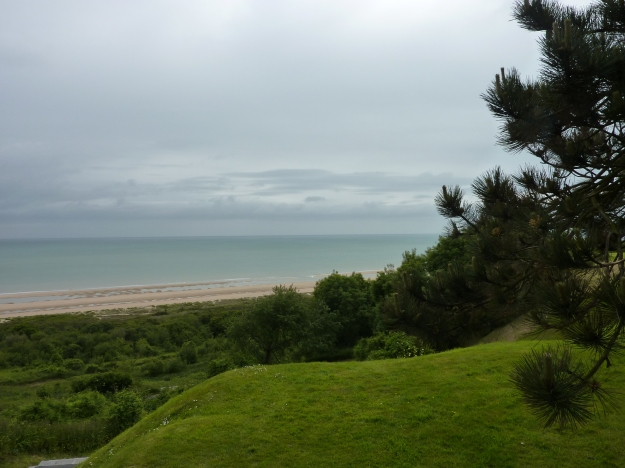 Omaha Beach (2013, by Tim St.Clair)