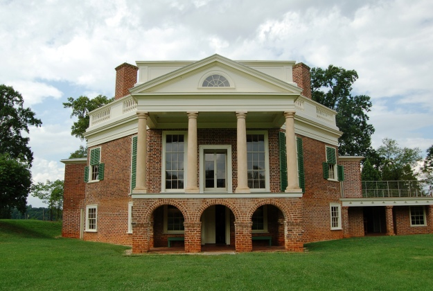 Jefferson's most private retreat: Poplar Forest