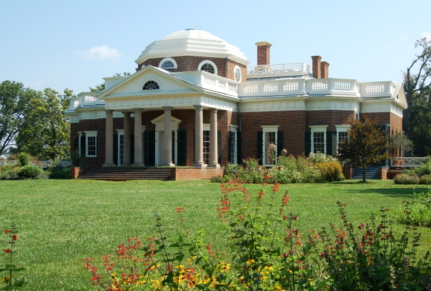 "The President's home, called an ""autobiographical masterpiece"": Monticello"