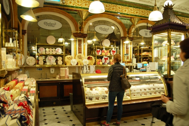 Sweets at Harrods