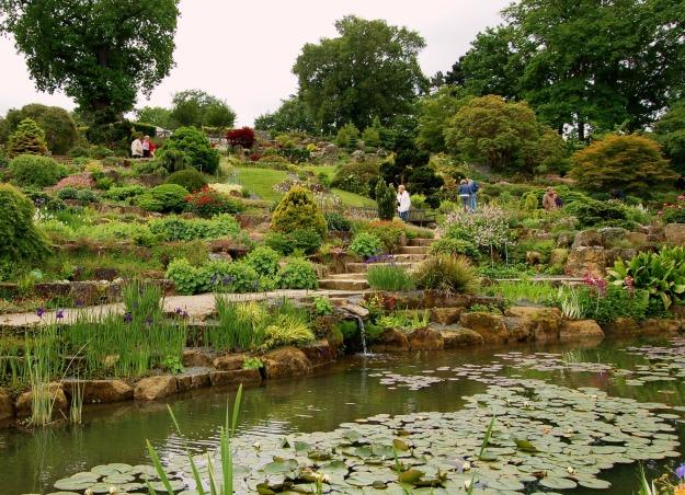 RHS Wisley, Rock Garden