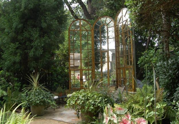 Garden of Sylvia Redwine.