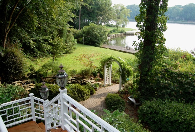 Garden of Jere Stevens.