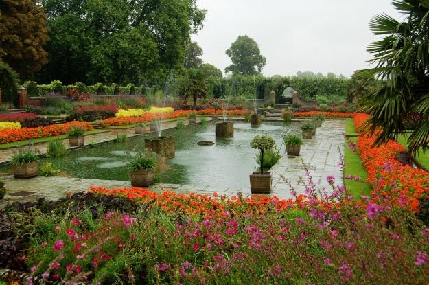Kensington Palace, Sunk Garden