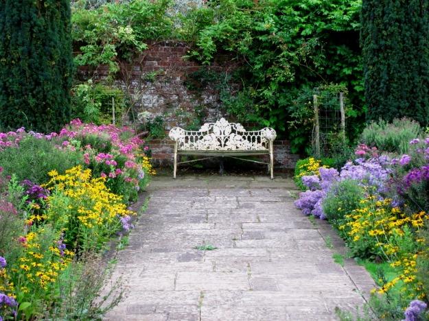 Goodnestone Park Gardens,  Kent (near Canterbury)