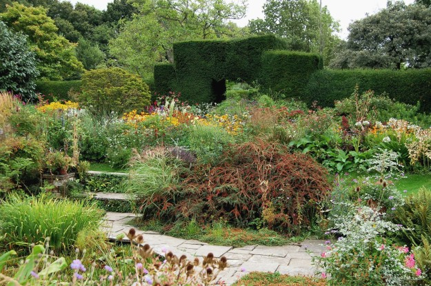 The Sunk Garden at Great Dixter.