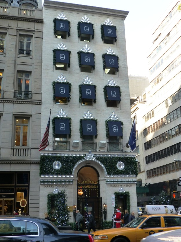 Harry Winston (I think I saw Tim sneak in here!)