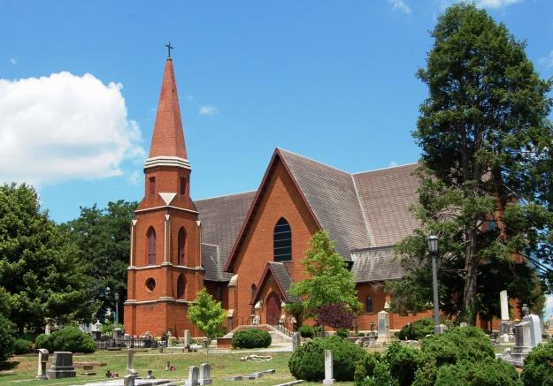 Christ Church, Greenville