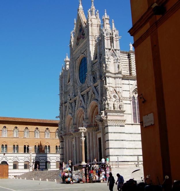 Duomo di Siena, designed and built between 1215-1263.