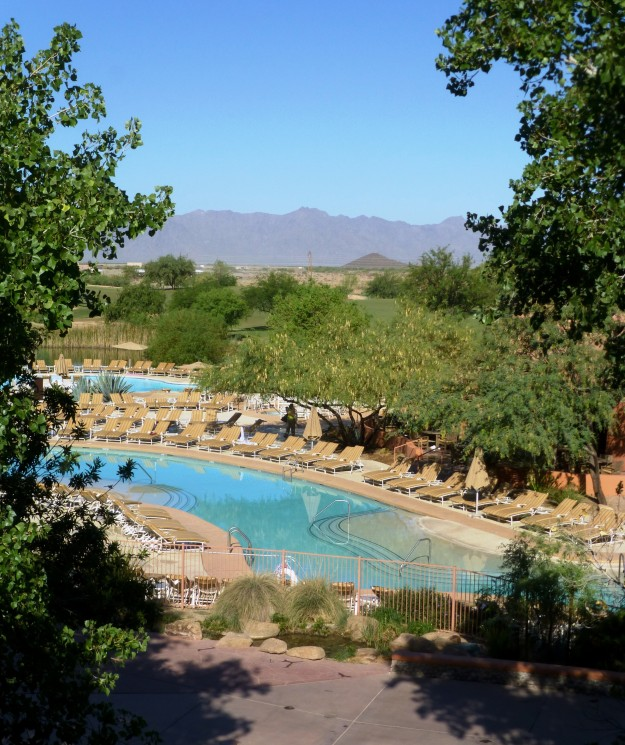 Wild Horse Pass Resort & Spa in Chandler, Arizona.