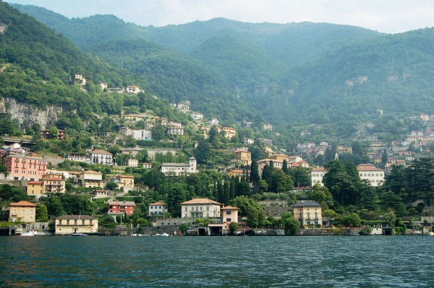 Best overall day:  boat tour of Lake Como.