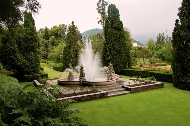 Villa Taranto near Lake Maggiore.