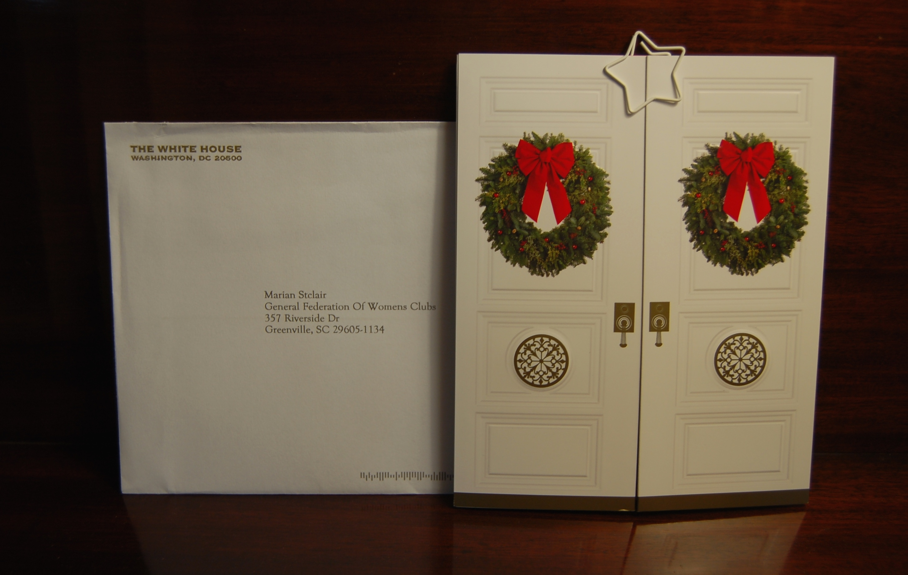 Washington dc hortitopia holiday greetings from the white house kristyandbryce Image collections