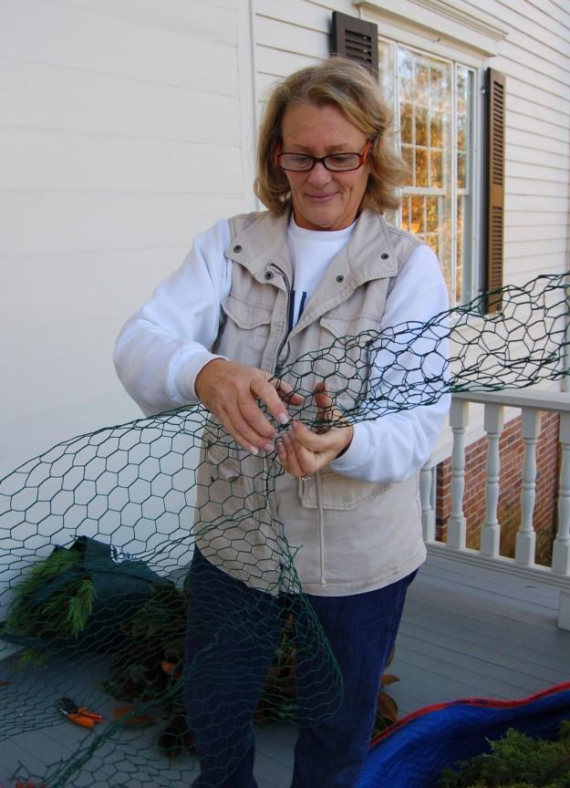 Pam Huffman, Wildwood Garden Club