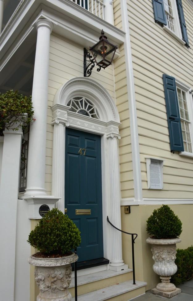 Charleston, South Carolina, March 2015