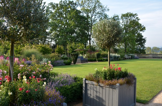 A small sampling of Wood Norton's beautiful garden and landscaped grounds.