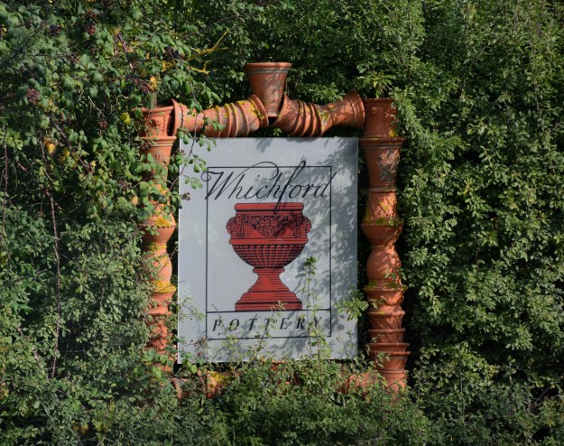 Whichford Pottery is located near Shipston-on-Stour in Warwickshire.